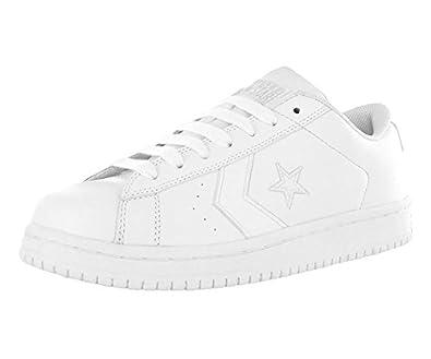 Converse Ev Pro Ox Mens Tennis Shoe White Sz 8