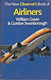The New Observers Book of Airliners (New Observers Pocket)