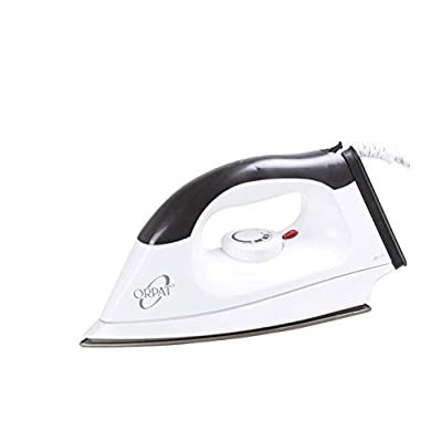 Orpat OEI-177-Black 1000 Watts Dry Iron Black