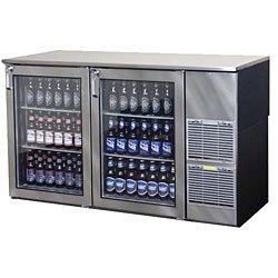 Back Bar Coolers front-399997