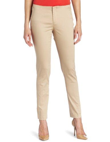 Vince Camuto Women S Side Zip Skinny Pant Tropez Khaki 4