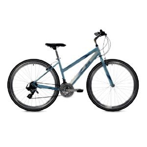 Jeep Compass Hybrid 700c Ladies Bicycle 16