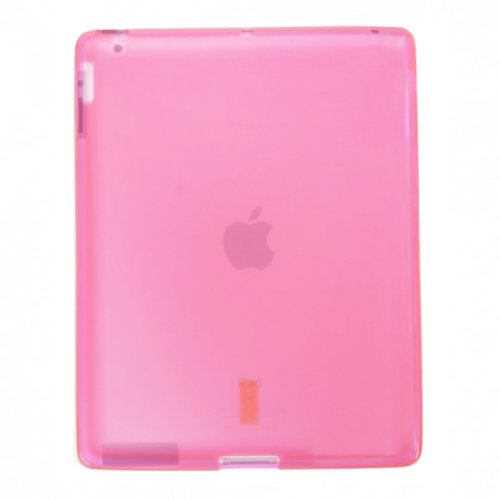 Fosmon TPU Silicone Case Cover for Apple iPad 3 3rd GEN
