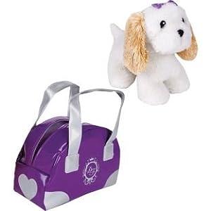 Designafriend Puppy In Pvc Bag Set 9112858 Doll Not