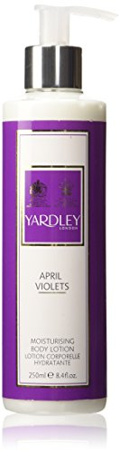Yardley aprile Violets per le donne Londra Idratante Body Lotion 8,4 once