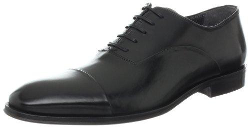 To Boot New York Men's Edmund Cap Toe Oxford,Parma Nero,8 M Us