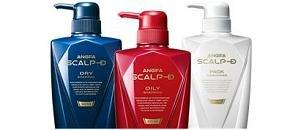 スカルプD 薬用スカルプシャンプー オイリー(脂性肌用)