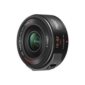 Panasonic Lumix G X Vario PZ 14-42mm/F3.5-5.6 Lens for Panasonic Lumix G-Series Digital Cameras