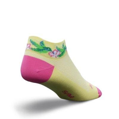 Buy Low Price SockGuy Women's 1in Hummingbird Cycling/Running Socks (B005TAVHYY)