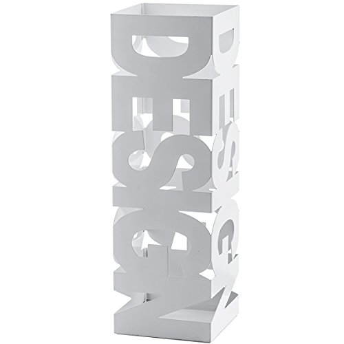 dxp design schirmst nder wei regenschirmst nder 49cm deko. Black Bedroom Furniture Sets. Home Design Ideas