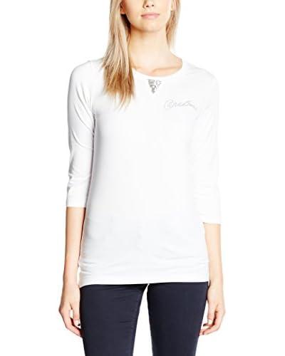Canadiens Camiseta Manga Larga Ellinor Blanco Óptico