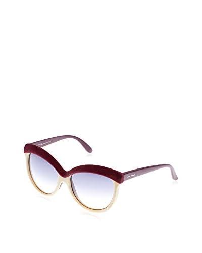 Italia Independent Sonnenbrille 0092V2 (58 mm) bordeaux/honig