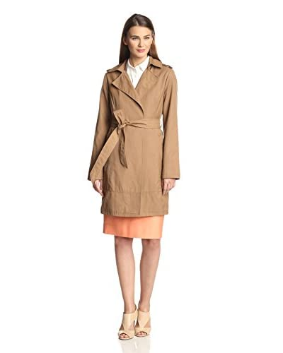 Ellen Tracy Women's Soft Structure Trench