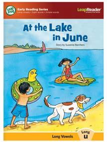 """At the Lake in June"" features the long vowel ""u"" sound."