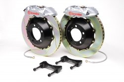 Brembo 2P2.8031A3 GT Big Brake Kit Rear Slotted Pontiac G8 08-09