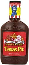 Famous Dave's BBQ Sauce Texas Pit, 19…