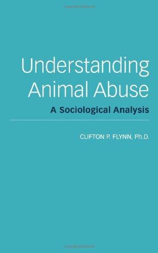 Understanding Animal Abuse: A Sociological Analysis