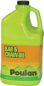 Poulan/Weed Eater 128Oz Bar & Chain Oil (Pack Of 4) 301 Chain Saw Accessories