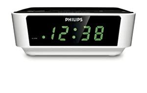 Philips AJ3112 Radio-réveil Simple Alarme Tuner analogique