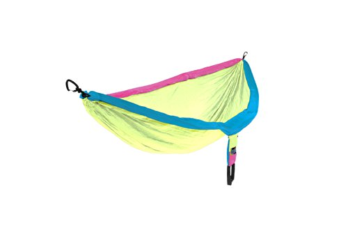 Eagles Nest Outfitters Doublenest Hammock, Retro-Tri Colored front-33446