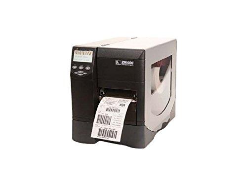 Zebra ZM400 (ZM400-2001-0000T) Thermal Barcode Printer W/ Prints 0000t Zebra