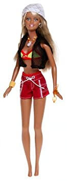 Cali Girl Barbie by Mattel