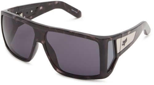 Fox Mens The Holten 06313-903-Os Rectangular Sunglasses,Grey Tortoise & Grey,63 Mm