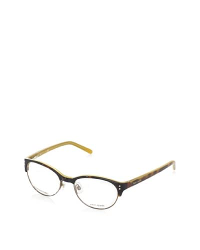 Kate Spade Women's Eyewear, Tortoise/Saffron, One Size As You See