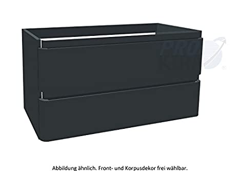 Pelipal Evo Sink Cabinet (EO - 03 Bathroom WTUSL / Comfort N / 106 CM