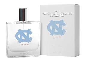 University of North Carolina Ladies Perfume, 3.4 oz 100ml by Masik Collegiate Fragrances