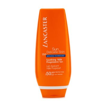 Lancaster Sun Care Ultra Soothing Protection (Delicate Skin) SPF 50 - 125ml/4.2oz