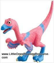 Velma Velociraptor - Dinosaur Train Collect n Play