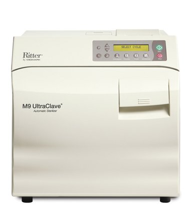 Midmark M9 ultraclave autoclave ritter sterilizer