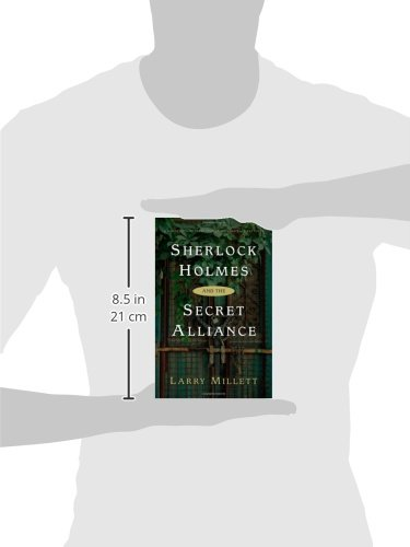 Sherlock Holmes and the Secret Alliance (Fesler-Lampert Minnesota Heritage Book)