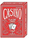AMSCAN Casino Playing Cards: - 1