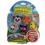 Moshi Monsters: Moshlings Series 1 Figure Pack D