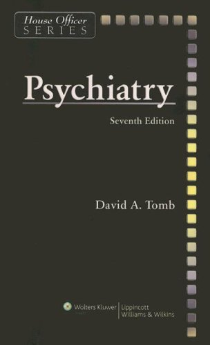 Psychiatry (House Officer Series)