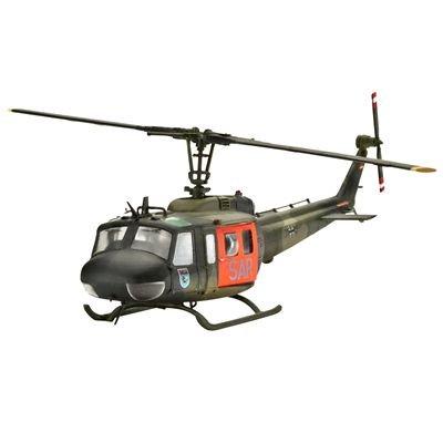 Revell-04444-Bell-UH-1D-Heer-Mastab-172
