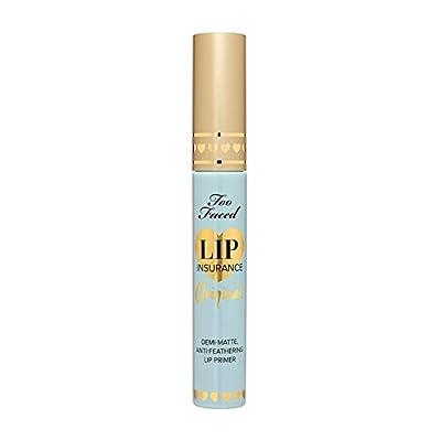 Too Faced Cosmetics Lip Insurance, 0.15 Ounce