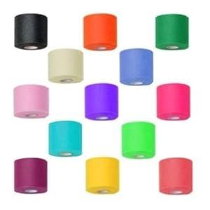 Foam Underwrap Prewrap for Athletic Tape - Rainbow Variety - 48 pack by Mueller
