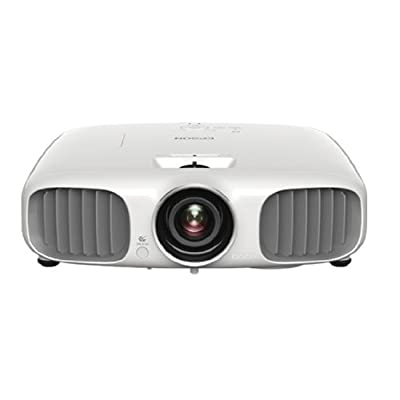 Epson EH-TW6100 Full HD 3D Home Projector With 2300 Lumens and Contrast Ratio 40,000:1 (White)