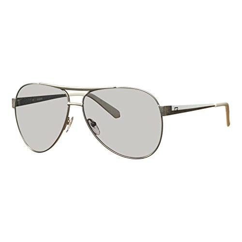 Guess-Mens-Sunglasses-Silver-Silber-Grau