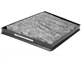 Mercedes w211 Cabin Air Filter Charcoal Activated right in engine comp pollen (Mercedes E320 Cdi 2006 compare prices)