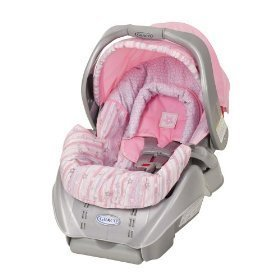 Baby's Store | New Graco Snugride Infant Car Seat Pink Victoria