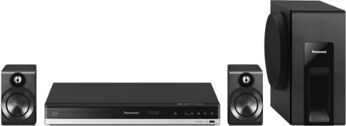 Panasonic SC-BTT105EG9 2.1 3D Heimkino System schwarz