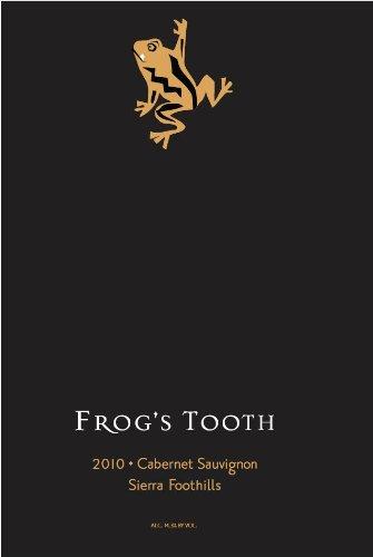 2010 Frog'S Tooth Calaveras County Cabernet Sauvignon 750 Ml