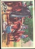 1958 Topps Zorro by Disney (Non-Sports) Card# 71 Zorros rage Ex Condition