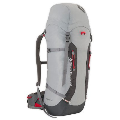 Black Diamond Speed 40 Backpack, Vapor Gray, Large