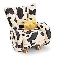 Take a Seat By Raine - Cow Chair c.1998