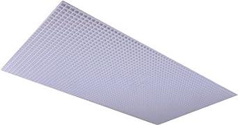 plaskolite pl2x4 polystyrene egg crate lighting diffuser white 23 3. Black Bedroom Furniture Sets. Home Design Ideas